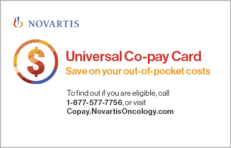 Universal Co-pay Card